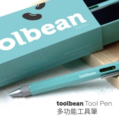 Toolbean 工具豆 4+2多功能工具筆