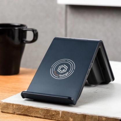 Powerlounge 無線充電藍芽喇叭(四色,海軍藍)