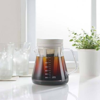 日本 STRON 咖啡冰熱兩用壺