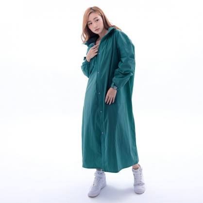 賀拉碩 棉質防水透濕機能風雨衣(一件式)