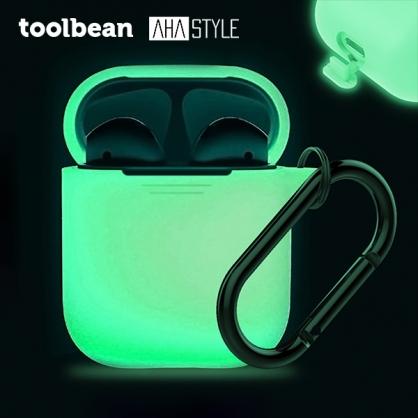Toolbean 工具豆 AIRPODS 專用全包覆掛勾保護套