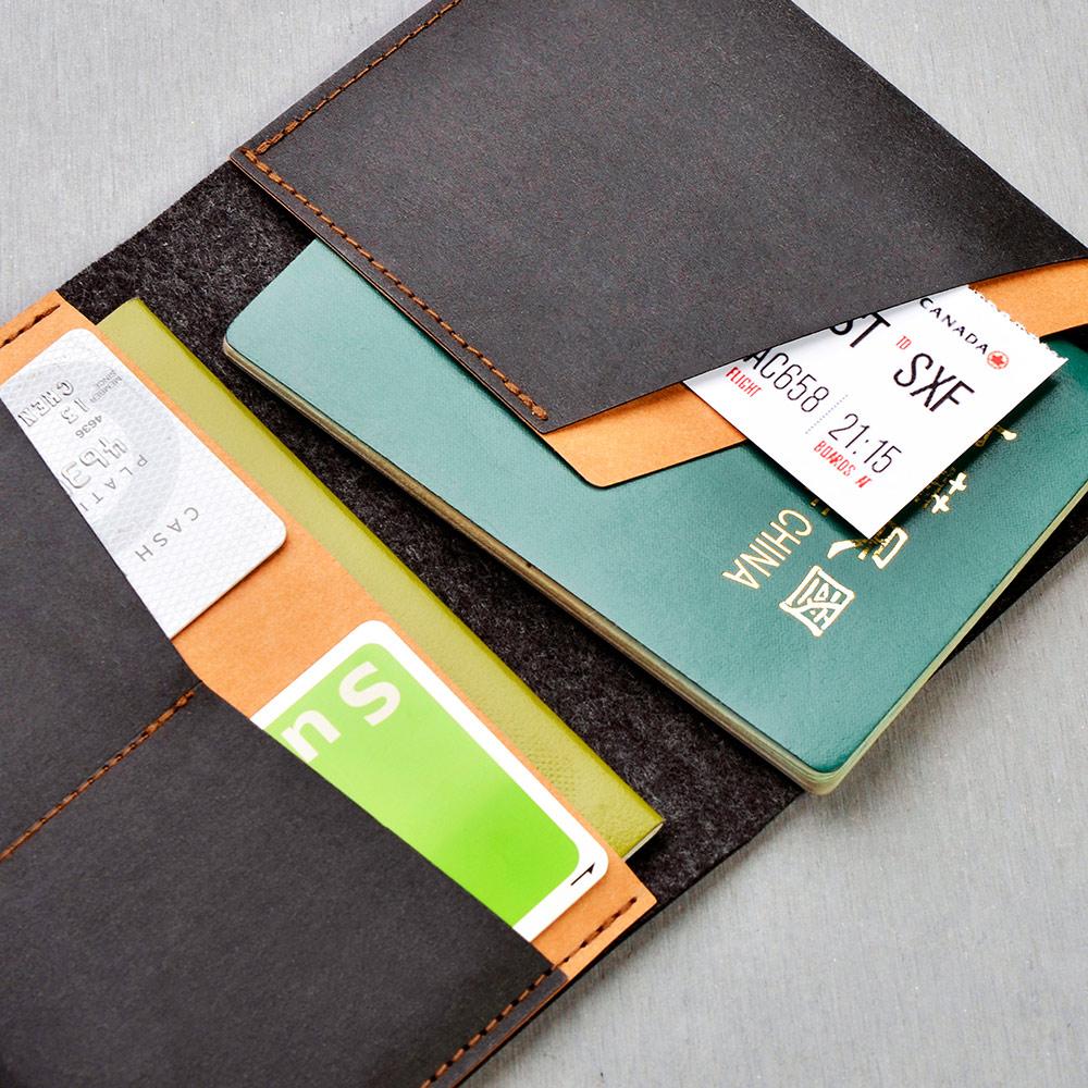 SIPPING CREATIVE 俬品創意 護照夾