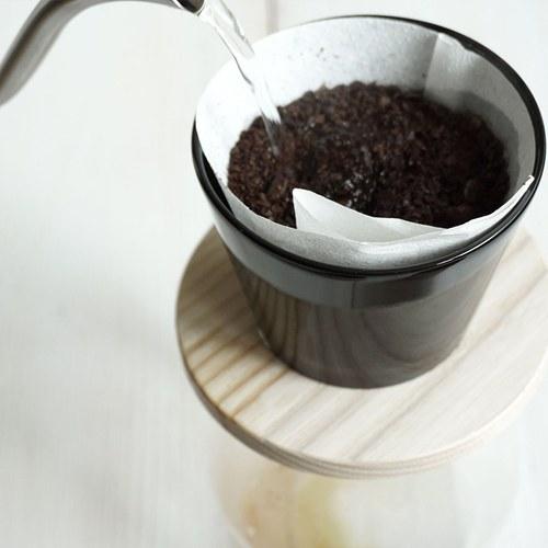 TORCH 甜甜圈濾杯(淺型,白)