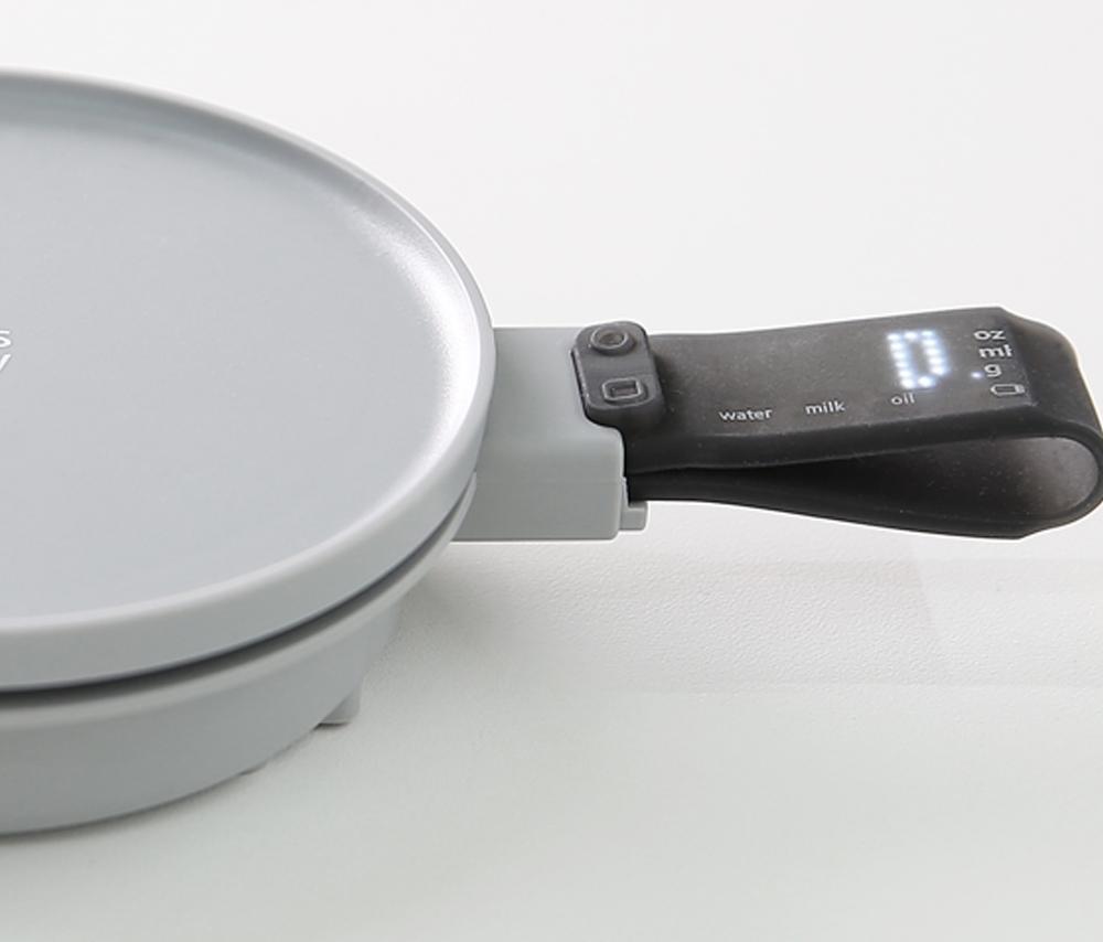 韓國 Smart Kitchen Scale 聰明廚房秤 (二色,灰)