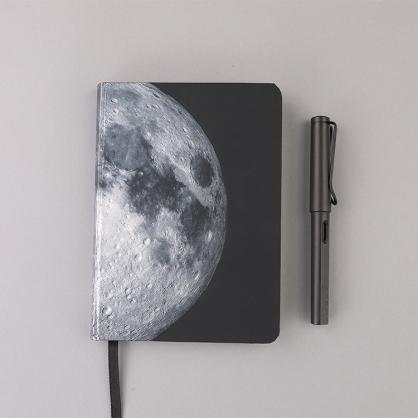 美國 Astroreality AR 月球筆記本 (限時加贈WOODEN CITY 動力模型/紓壓三合一組)