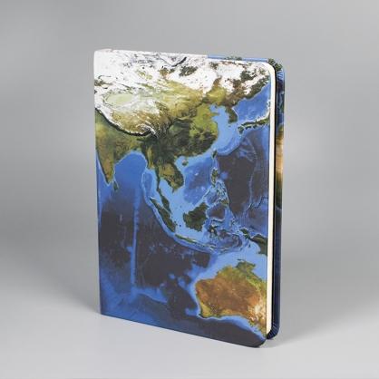 美國 Astroreality AR 地球筆記本 (限時加贈WOODEN CITY 動力模型/紓壓三合一組)