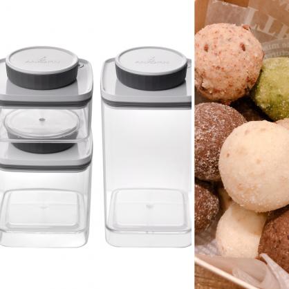 【品物特別組合】ANKOMN TNS 真空保鮮盒(買五送一,限量20組)