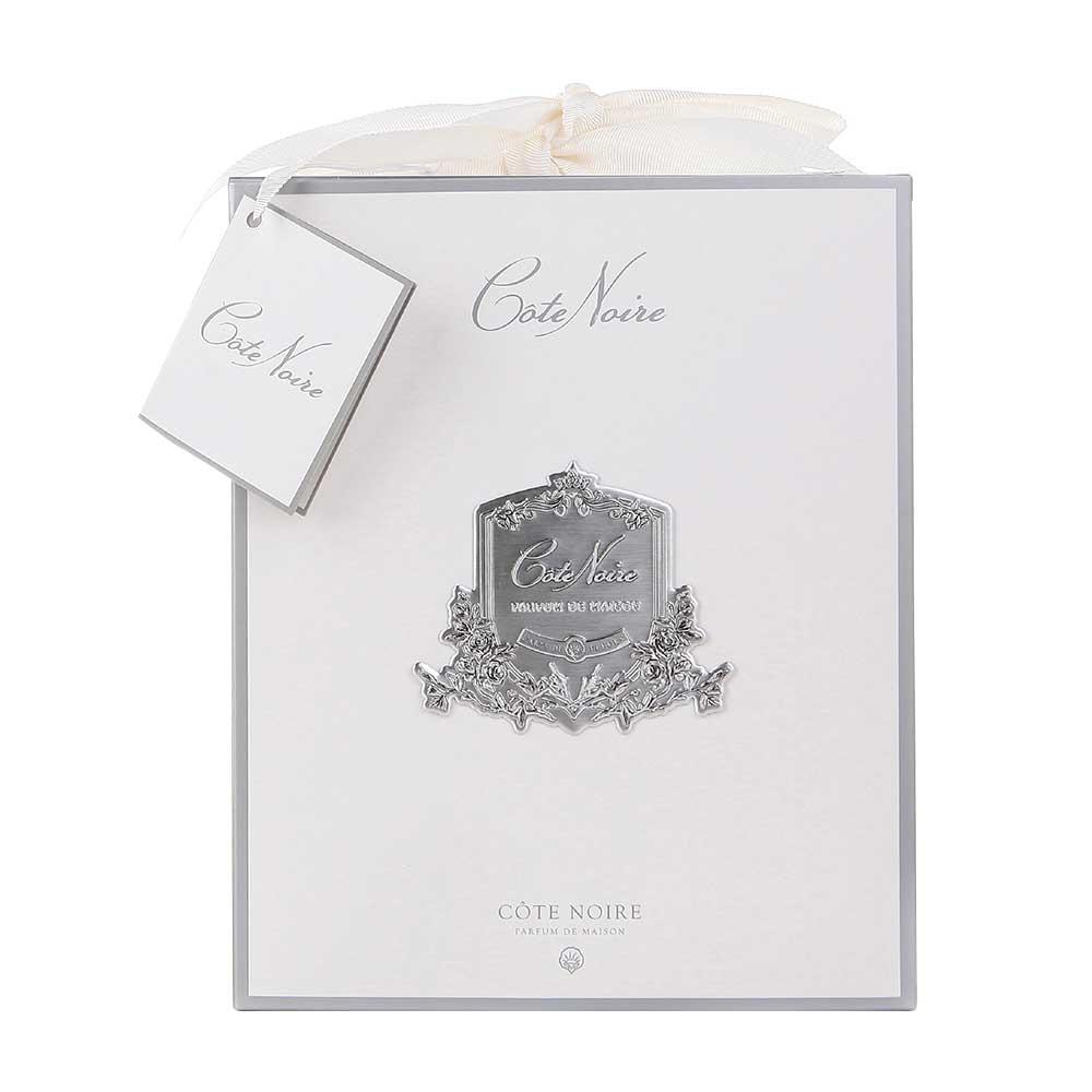法國 Côte Noire 蔻特蘭(象牙白百合玫瑰,透明瓶)