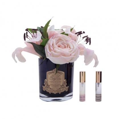 法國 Côte Noire 蔻特蘭(粉紅百合玫瑰,黑瓶)