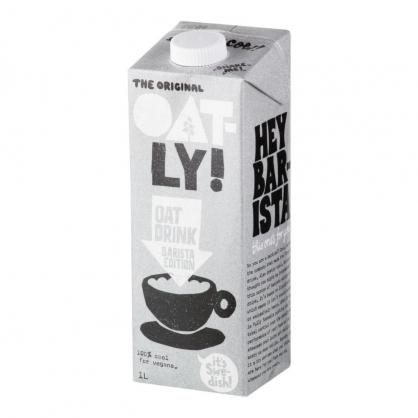 瑞典 Oatly 燕麥奶 咖啡大師
