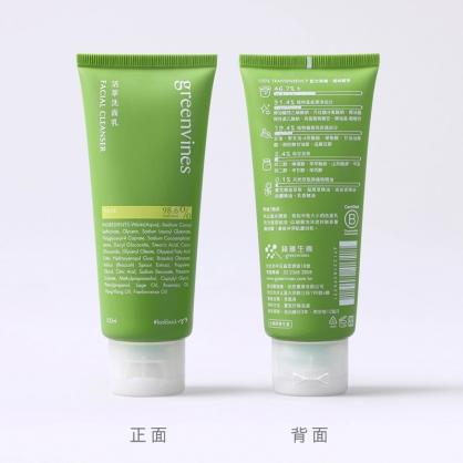 綠藤生機 活萃洗面乳