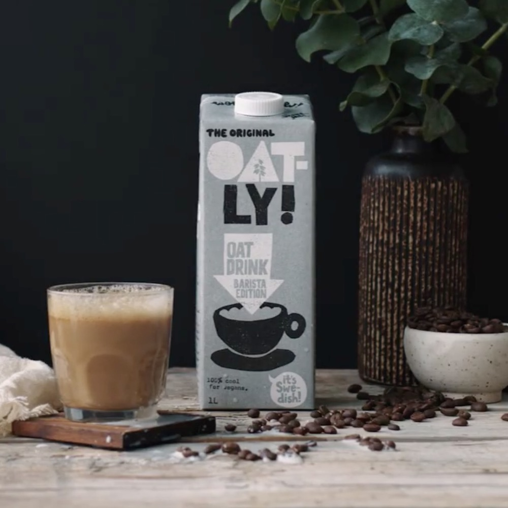 瑞典 Oatly 燕麥奶+日本 Honey Coffee 濃縮球