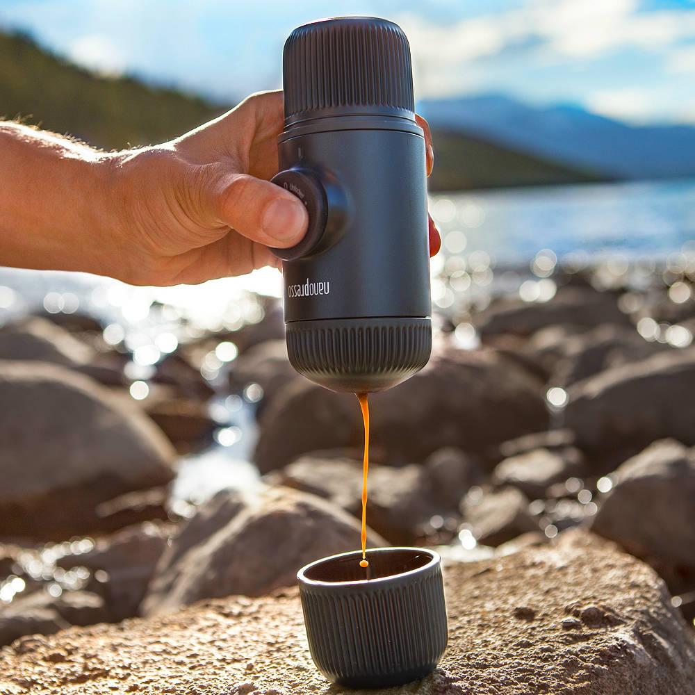 WACACO Nanopresso 隨身咖啡機(八款,黑灰)
