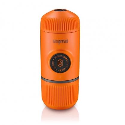 WACACO Nanopresso 隨身咖啡機(八款,橘)