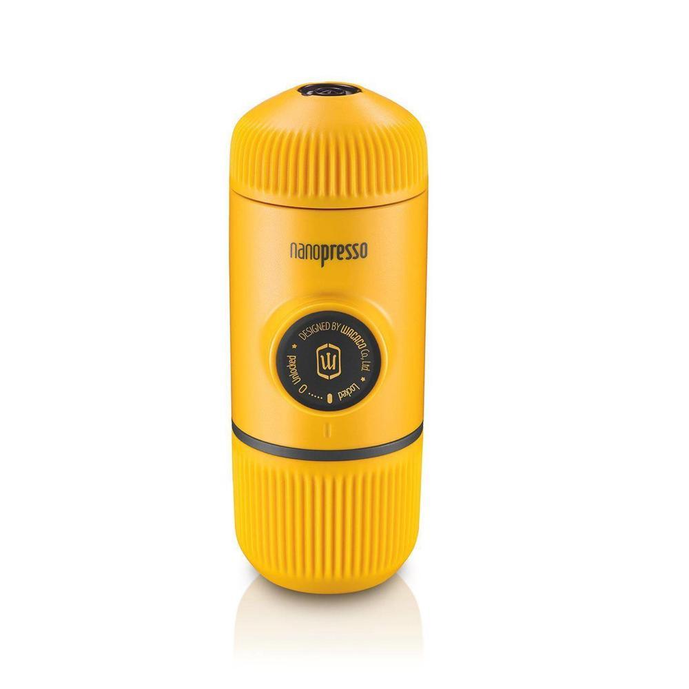 WACACO Nanopresso 隨身咖啡機(八款,黃)