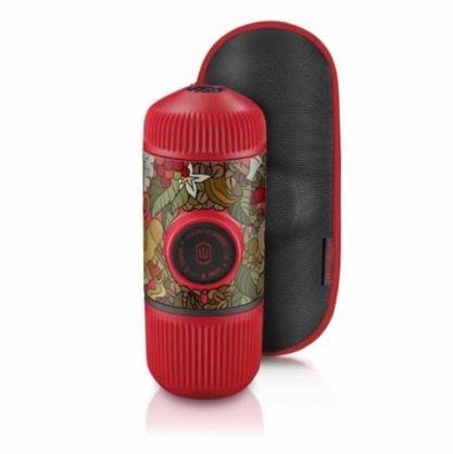 WACACO Nanopresso 隨身咖啡機(八款,紅色叢林)