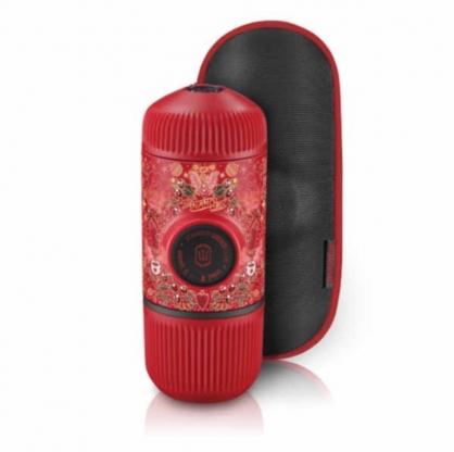 WACACO Nanopresso 隨身咖啡機(八款,紅色精靈塗鴉)