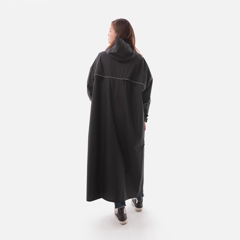 賀拉碩 棉質防水透濕機能風雨衣 (一件式)