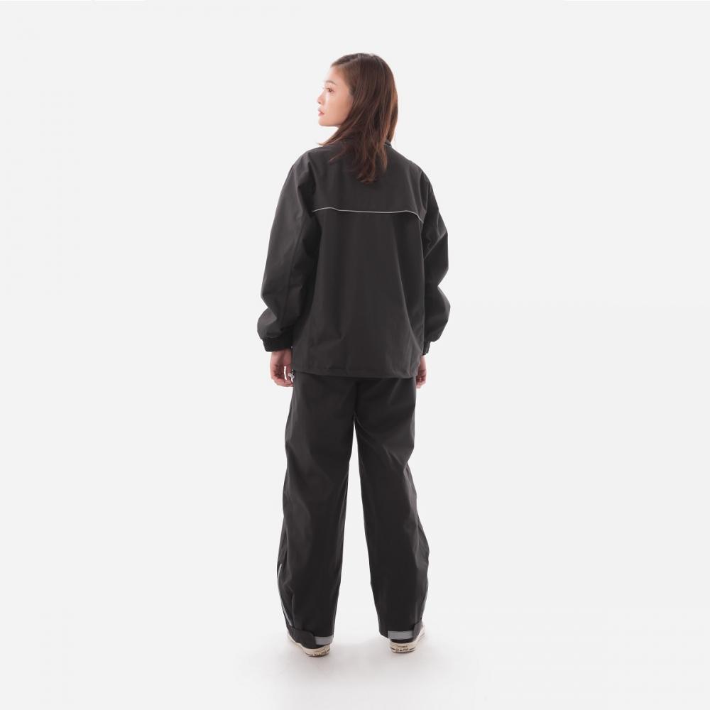 賀拉碩 棉質防水透濕機能風雨衣 (二件式)
