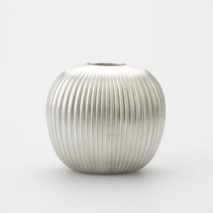 NOUSAKU 能作 純錫花瓶 蘋果