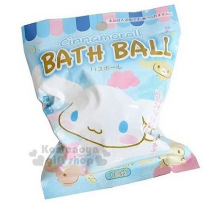 〔小禮堂〕大耳狗 造型入浴球《5款隨機.藍.多角色》入浴劑.泡澡球