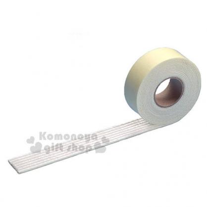 〔小禮堂〕SANKO 日製地毯專用防滑貼布《黃袋裝》3x300cm.地墊貼.止滑膠帶