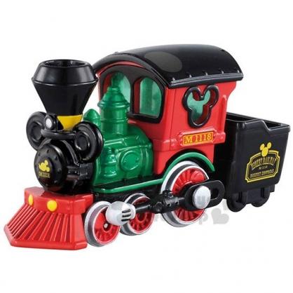 〔小禮堂〕迪士尼 米奇 TOMICA小汽車《DM-02.火車頭》公仔.玩具.模型