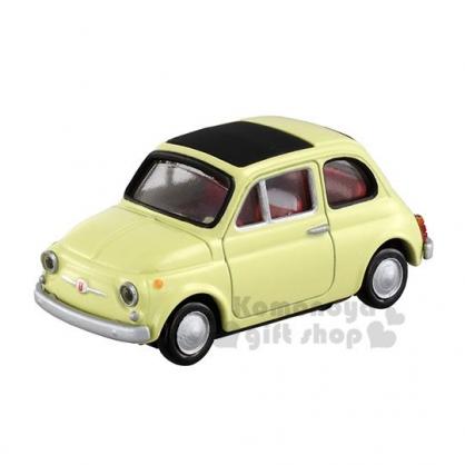 〔小禮堂〕TOMICA小汽車《29.米.飛雅特500F》公仔.玩具.模型