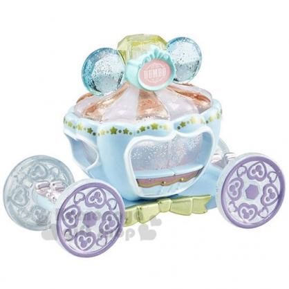 〔小禮堂〕迪士尼 小飛象 TOMICA小汽車《藍綠.水晶南瓜馬車》珠寶車.公仔.玩具.模型