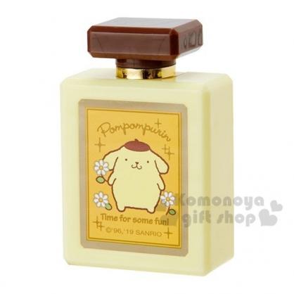 〔小禮堂〕布丁狗 迷你香水瓶造型車用芳香劑《黃棕》3g.香氛.空氣清淨