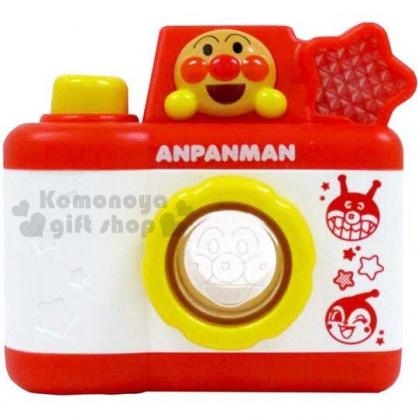〔小禮堂〕麵包超人 照相機玩具《紅白.大臉》兒童玩具