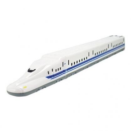〔小禮堂〕新幹線 列車造型吹泡泡玩具《白》兒童玩具