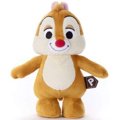 〔小禮堂〕迪士尼 蒂蒂 四肢可動絨毛玩偶娃娃《S.橘棕》巧巧人偶.玩具.擺飾