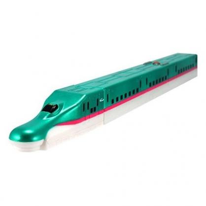 〔小禮堂〕新幹線 列車造型吹泡泡玩具《綠》兒童玩具