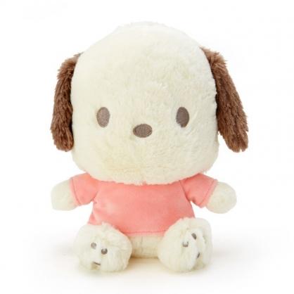 〔小禮堂〕帕恰狗 絨毛玩偶娃娃《S.米.粉衣》擺飾.玩具