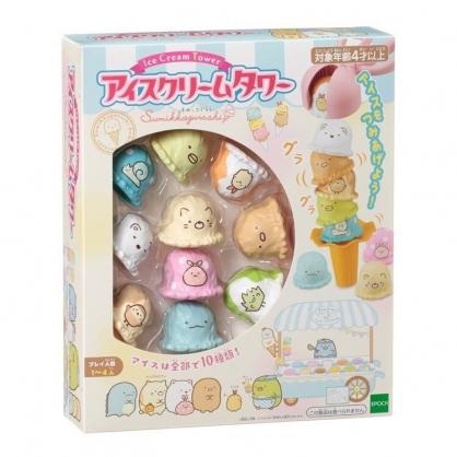 〔小禮堂〕角落生物 造型冰淇淋玩具組《米盒裝》兒童玩具.扮家家酒