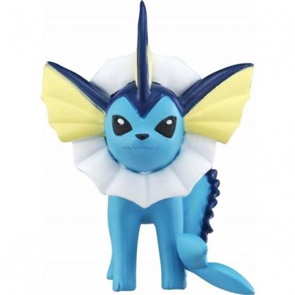 〔小禮堂〕神奇寶貝Pokemon 水伊布 迷你塑膠公仔玩具《藍》寶可夢公仔.模型
