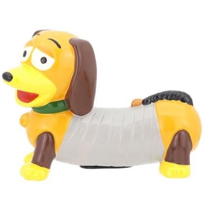 〔小禮堂〕迪士尼 玩具總動員 彈簧狗 造型陶瓷存錢筒《棕.站姿》擺飾.撲滿.儲金筒