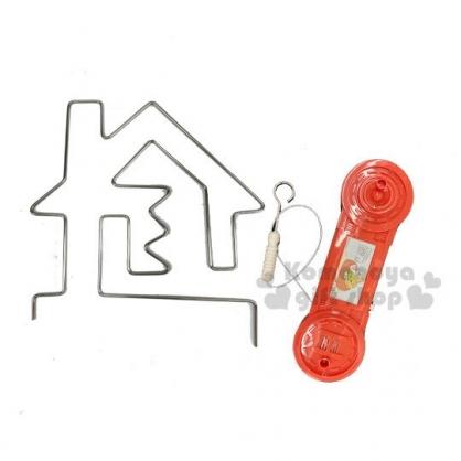 〔小禮堂〕角落生物 房屋造型鐵製平衡遊戲玩具《橘》兒童玩具.益智遊戲