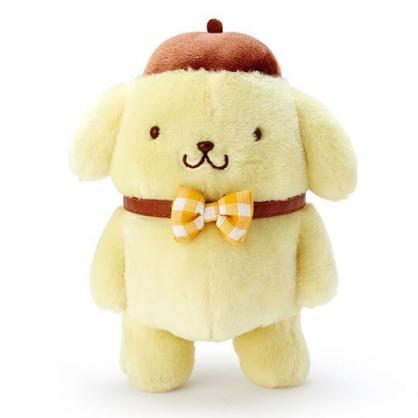 〔小禮堂〕布丁狗 換裝絨毛玩偶娃娃《S.黃棕》擺飾.玩具.換裝娃娃