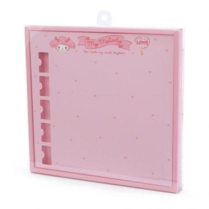 〔小禮堂〕美樂蒂 演唱會彩帶收納紙盒《粉》彩帶置物盒.演唱會粉絲收納系列
