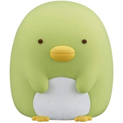 〔小禮堂〕角落生物 企鵝 迷你造型矽膠搖搖公仔玩具《綠》動動玩具.模型