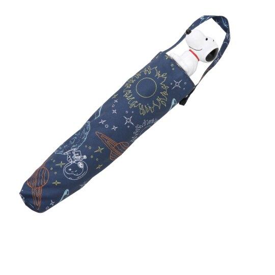 〔小禮堂〕Hello Kitty 抗UV造型柄折疊雨陽傘《深綠.太空裝》折傘.雨傘.雨具