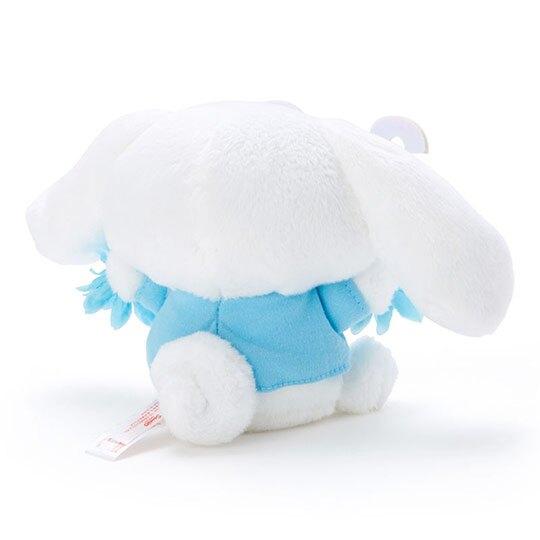 〔小禮堂〕大耳狗 沙包絨毛玩偶娃娃《S.藍》沙包玩具.擺飾.2020花漾系列