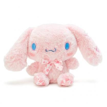 〔小禮堂〕大耳狗 絨毛玩偶娃娃《S.粉》玩具.擺飾.燦爛櫻花系列