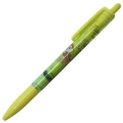 〔小禮堂〕迪士尼 奇奇蒂蒂 日製自動鉛筆《黃.搖屁股》0.5mm.SUNSTAR系列