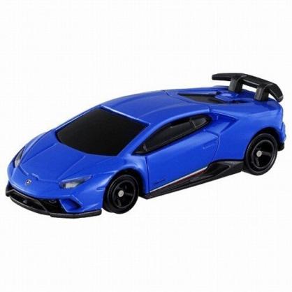 〔小禮堂〕TOMICA小汽車 藍寶堅尼聲光跑車《藍》公仔.玩具.模型