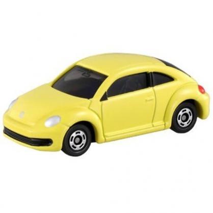 〔小禮堂〕TOMICA小汽車 福斯金龜車《33.黃》公仔.玩具.模型