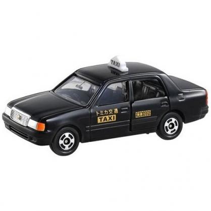 〔小禮堂〕TOMICA小汽車 TOYOTA復古計程車《51.黑》公仔.玩具.模型