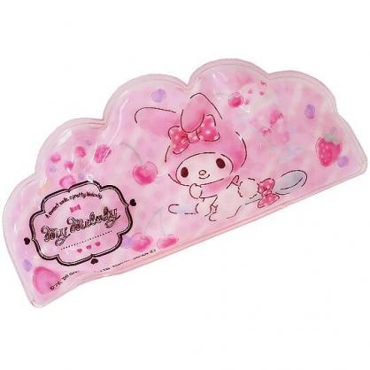 小禮堂 美樂蒂 透明果凍顆粒 保冷劑 保冰劑 冰墊 冰枕 冰敷袋 (粉 櫻桃)